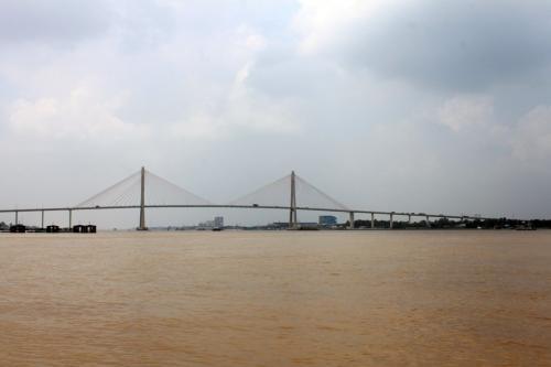 Cầu khỉ lớn nhất Việt Nam-  Cầu Rạch Miễu